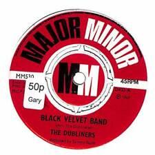 """The Dubliners - Black Velvet Band - 7"""" Single"""