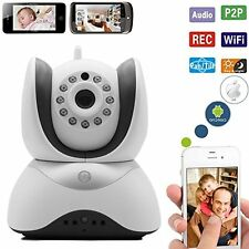 NEW Palermo Wi-Fi Video Baby Monitor |  Wireless IP Surveillance Security System