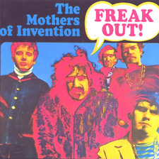 Frank Zappa / The Mothers Of Invention* – Freak Out! - CD (1985)