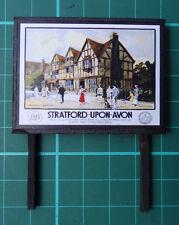 Advertising Hoarding (Stratford upon Avon)