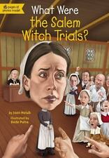 What Were the Salem Witch Trials? (What Was...?)-ExLibrary