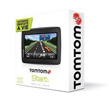 GPS TomTom -fixation par ventouse  - écran 13cm - 23 Cartographie à Vie (Europe)