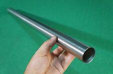 "Titanium Grade 9 Tube ( 1.375"" x .028"" x 22"" ) Seamless Gr.9 3AL-2.5V Tubing"