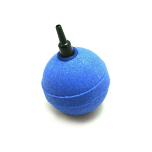 GOLF BALL AIR STONE - 50MM - BUBBLE DIFFUSER - AQUARIUM TANK / HYDROPONICS