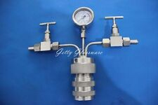 250ml Hydrothermal  Synthesis Autoclave Reactor Pressure Melting Shells Max10Mpa