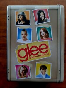 THE GLEE COMPLETE SEASON 1 & 2 COLLECTION DVD BOX SET 14 DISCS IN SPECIAL TIN