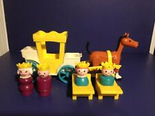 Vintage Fisher Price 993 Castle Accessory Lot