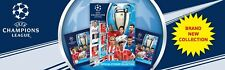 2017-18 TOPPS CHAMPIONS LEAGUE STICKERS 50 PACKS 250 STICKER *SHIPS FROM USA*