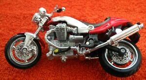 Maisto Moto Guzzi V10 Centauro 1:18 Die Cast Scale Model Motorcycle No Box
