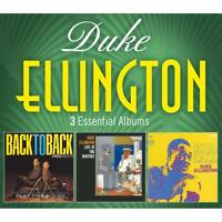DUKE ELLINGTON - 3 ESSENTIAL ALBUMS  3 CD NEW!