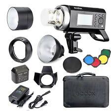 600W Batteria Senza fili Portatile Flash evento GODOX AD600 MAN illuminazione universale