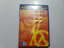 Half-Life PlayStation 2 (ps2) PAL España COMPLETO
