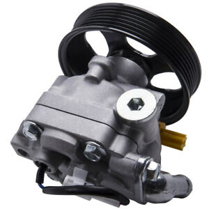 Power Steering Pump With Pulley Fit Subaru Outback 2.5L SOHC 01 02-04 21-5443