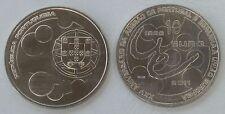 10 Euro Portogallo 2011 25 anni dell'adesione all'UE unz.