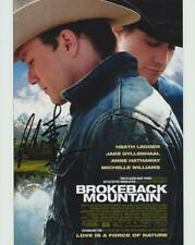 Ang Lee Signed 10x8 Autograph Photo -  Brokeback Mountain - COA - UACC - AFTAL