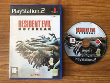 Resident Evil Outbreak (PS2) PAL