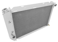 For 1970 1971 Ford Grand Torino, Champion Racing 3 Row Aluminum Radiator