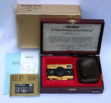 Rollei 35S 60th Anniversary Golden Camera Outfit #00942