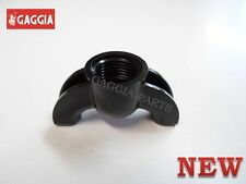 GAGGIA - BLACK 2-WAY SPOUT FOR ALL BRASS PORTAFILTERS