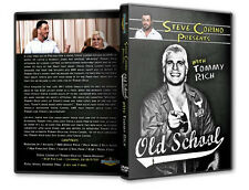 Old School with Tommy Rich DVD, NWA Mid Atlantic Wrestling ECW WWE WCW