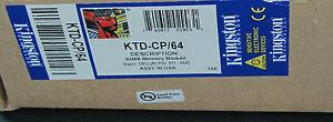 Kingston KTD-CP64 (64 MB, SDRAM, SO DIMM 144-pin) RAM Module