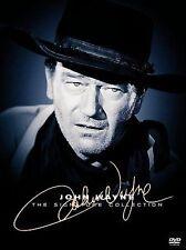 JOHN WAYNE  THE SIGNATURE COLLECTION  FOUR ORIGINAL WARNER BROS FILMS  DVD  NEW