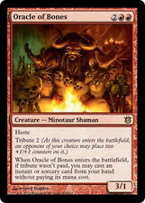 Oracle of Bones X4 NM MTG Magic Cards Born of the Gods Red Rare