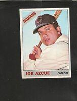9167* 1966 Topps # 452 Joe Azcue Ex-Mt