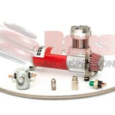 BOSS PX02 12V Air Compressor Kit Nissan Patrol GQ GU Navara D20 D22 D40 Maverick