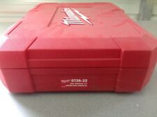 "New Milwaukee M28 28V 0726-22 Empty Case For 1/2"" Li-Ion Hammer 0726-20 Drill"