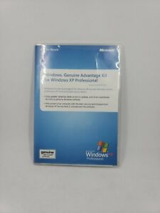 Windows XP Pro Professional Install Recovery CD Disc for PC Computer Untested