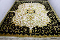12X15 ONE IN A MILLION MASTERPIECE NEW HAND KNOTTED HQ WOOL VERSACE ORIENTAL RUG