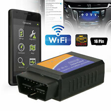 Bluetooth OBD2 Scanner Automotive Diagnostic Code Reader Tool Car OBDII Android