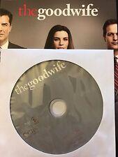 The Good Wife - Season 2, Disc 2 REPLACEMENT DISC (not full season)