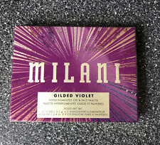 Milani Gilded Violet Hyperpigmented Eye and Face Palette