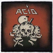 ACID PATCH / SPEED-THRASH-BLACK-DEATH METAL