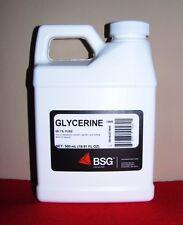 GLYCERINE 470ml FINISHING FORMULA SMOOTHER SWEETENER MOONSHINE FLAVORS ESSENCES