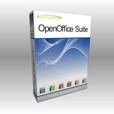 Open Office 2010 Microsoft MS Excel XLS Compatible Software