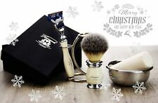 5 Pieces Men's Shaving Set With Fusion Razor.Perfect Gift For Him This Christmas