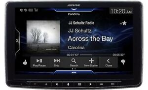 Alpine iLX-F309 HALO9 9 inches 1 Din Carplay touch screen Android and Apple play