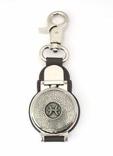 Pisces Clip on Fob Pocket Watch Zodiac Sign Horoscope Gift