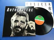RINGO STARR  ROTOGRAVURE Atlantic 76 USA LP nr MINT ARCHIVE