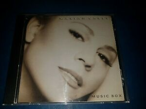 mariah carey -  music box 11 Track CD In Very Good Condition..