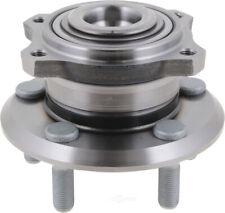 Wheel Bearing and Hub Assembly Front,Rear BCA Bearing WE61790