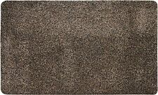 Washable Indoor Door Mats for Trapping Dirt (50x80cm) Easy to Clean