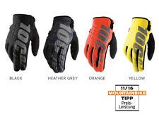 100% Brisker Cold Weather Glove Winterhandschuh L schwarz