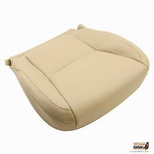 "2003 To 2009 Lexus GX470 Driver Side Bottom ""Synthetic Leather"" Seat cover Tan"