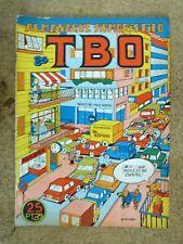 TBO Almanaque Humoristico para 1973