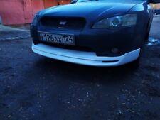Subaru Legacy B4 BL5 lip