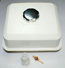 HONDA GX140 GX160 GX200 REPLACEMENT FUEL TANK KIT WITH CAP, STRAINER AND JOINT.